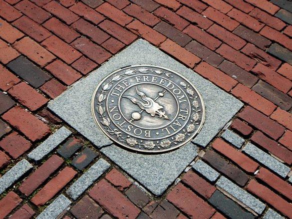 freedom-trail-Boston-usa-america