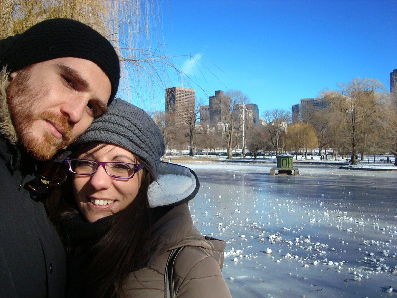 lago-ghiacciato-Common-garden-Boston-usa-america
