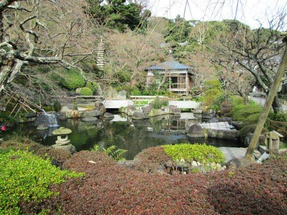 Hase-Dera-Kamakura-Giardino-lago-lake-japan-giappone