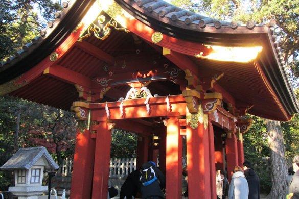 Tsurugaoka-Hachiman-gu-Kamakura-Giappone-dettaglio-japan
