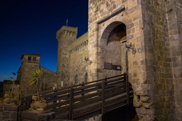 Bolsena-castello- weekend nel Lazio-Tuscia-Italia-Italy