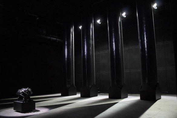Matadero-Centro culturale-Spagna-Madrid-esposizione