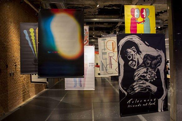 Il Matadero-centro culturale-Madrid-Spagna-Spain-mostra tolleranza