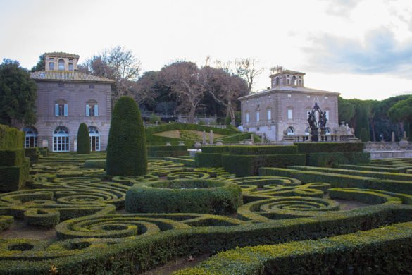 Villa-Lante-giardini-italiana-Bagnaia-Lazio-Tuscia-Italia-Italy