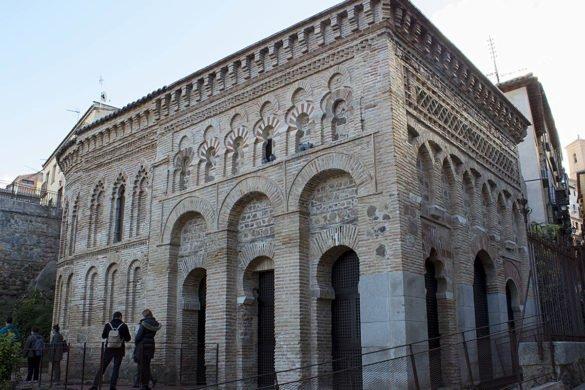 Moschea Toledo-Mezquita Cristo de la Luz-Spagna-Spain-città tre culture-Europa