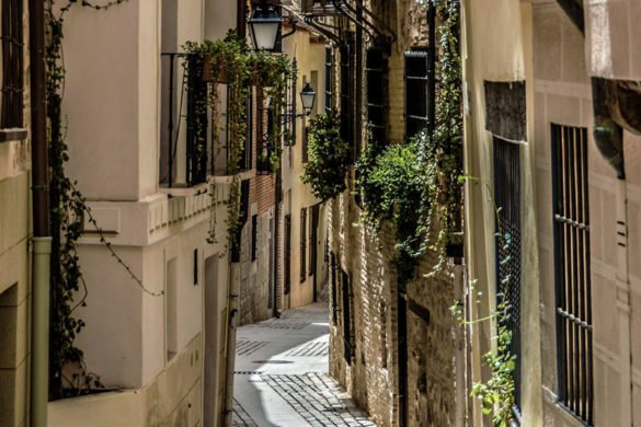 Vicoli Toledo-Toledo-Spagna-Spain-Europa
