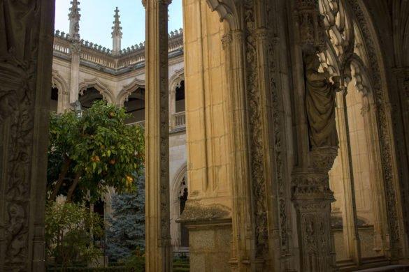 chiostro-Toledo-Spagna-Spain-Europa-San Juan de los reyes