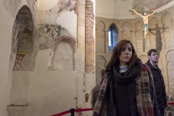 moschea Toledo-Mezquita Cristo de la Luz-Toledo-Spagna-Spain-Europa