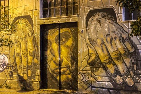 Murales-street arte-Street arte grecia-Grecia-Atene-Athens-Greece-Psiri
