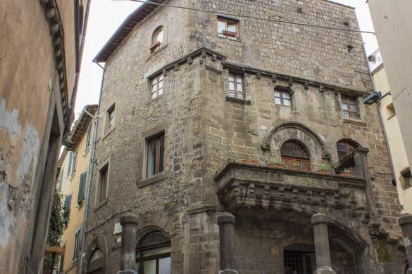 casa tipica Viterbo-profferlo Viterbo-Viterbo- Tuscia Laziale-Lazio