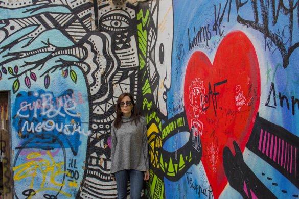 Anafiotika-street art Anafiotika-murales Anafiotikastreet art-Atene-Athens-Grecia-Greece-Europa