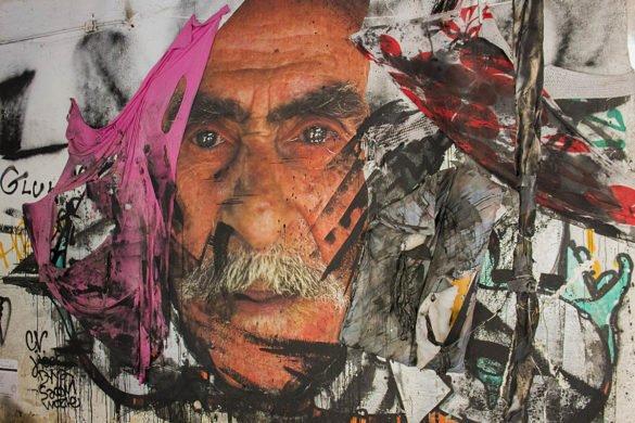 Anafiotika-street art Anafiotika-street art-Atene-Athens-Grecia-Greece-Europa