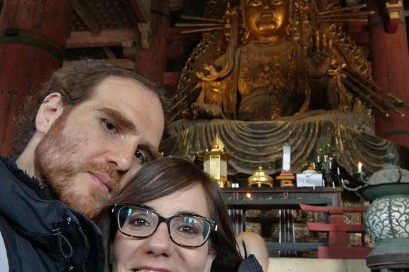 Allinterno-del-Todai-ji-Todai-Grande-Buddha-Giappone-Japan-Asia