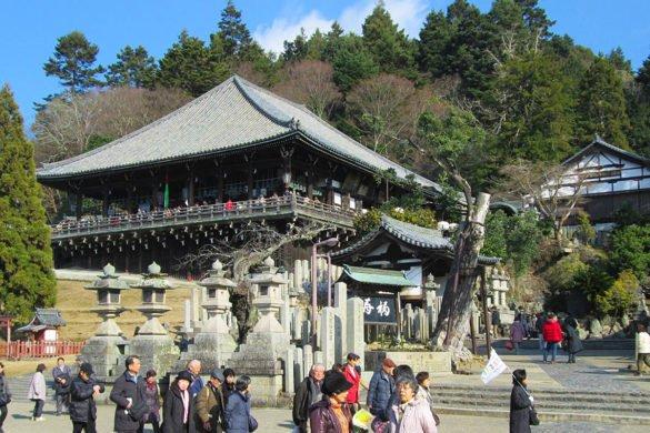Nigatsu-do-Tadi-ji-Nara-Grande Buddha-Giappone-Japan-Asia