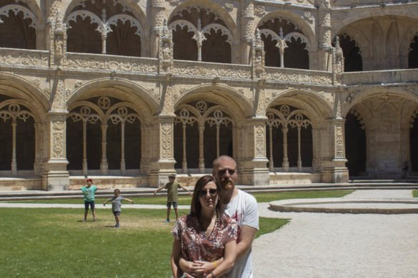 monastero dos jerononimos-Lisbona-lisbon-Portogallo-Europe-Europa