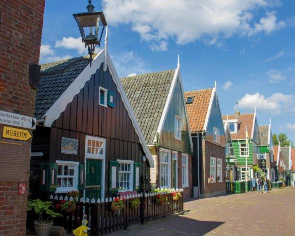 marken-villaggio pescatori olanda-villaggio pescatori-Paesi Bassi-Olanda-Holland