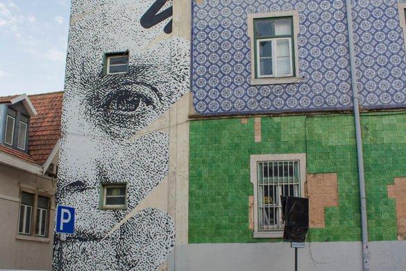 Graca street art-graca lisbona-Street art Lisbona-Lisbona-Lisboa-Portugal-Portogallo-Europa