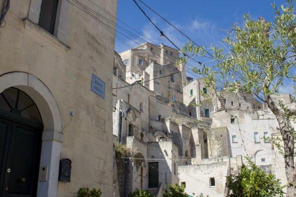 case grotta-sasso barisano-Matera-Basilicata-sassi Matera-Italia
