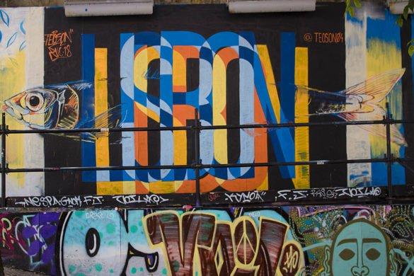 gau Lisbona-Street art Lisbona-Lisbona-Lisboa-Portugal-Portogallo-Europa