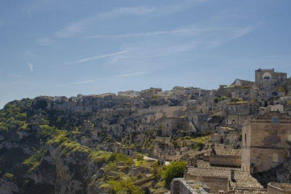 sasso caveoso-Matera-basilicata-sassi Matera-Italia