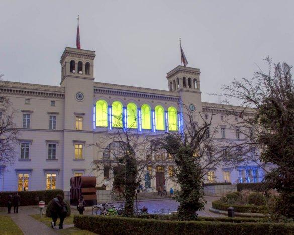Hamburger Bahnhof - musei Berlino-Berlino-Berlin-Europa-Germania-Germany