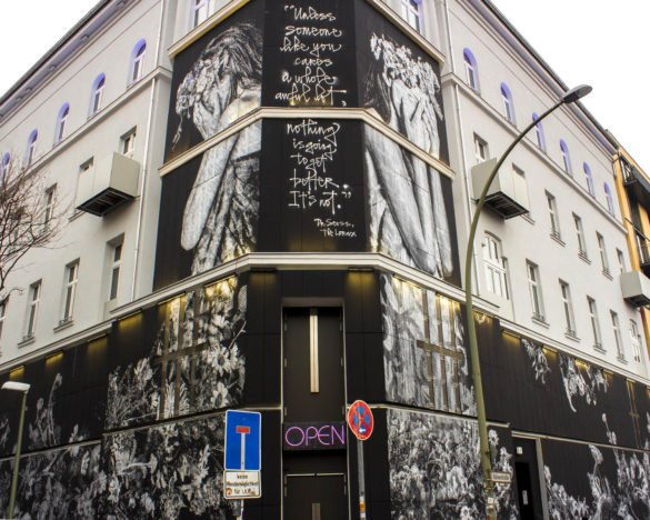 Urban Nation-Berlino-Berlin-Germania-Street art Berlino