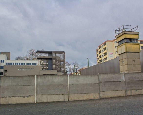 muro-di-Berlino-memoriale-del-muro-Bernauer Straße-Berlino-Germania