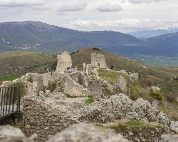 Rocca Calascio-Abruzzo