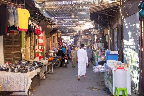 Marrakech-Marocco-Africa-souk