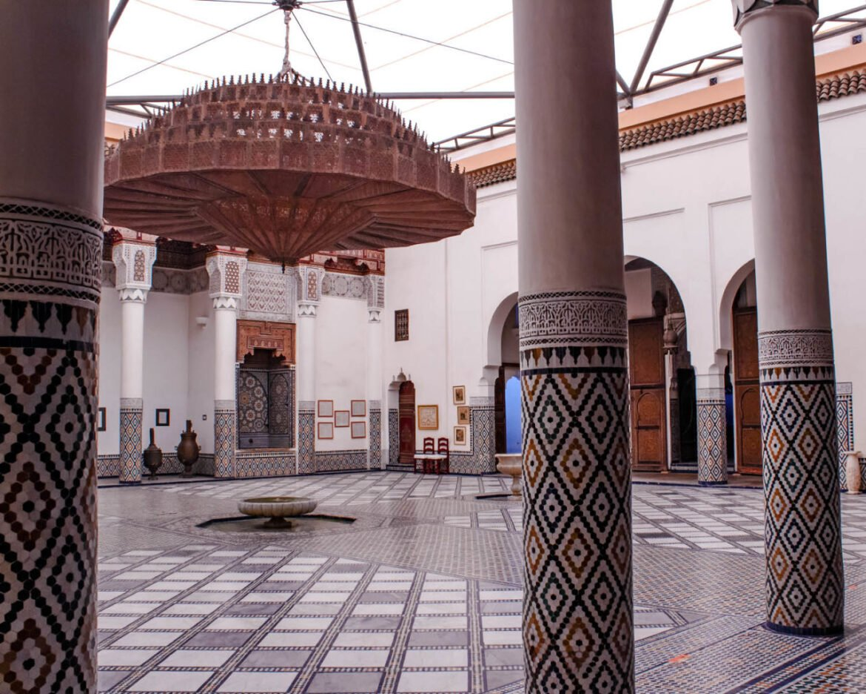 musèe marrakech-medina-Marrakech-Marocco-Africa