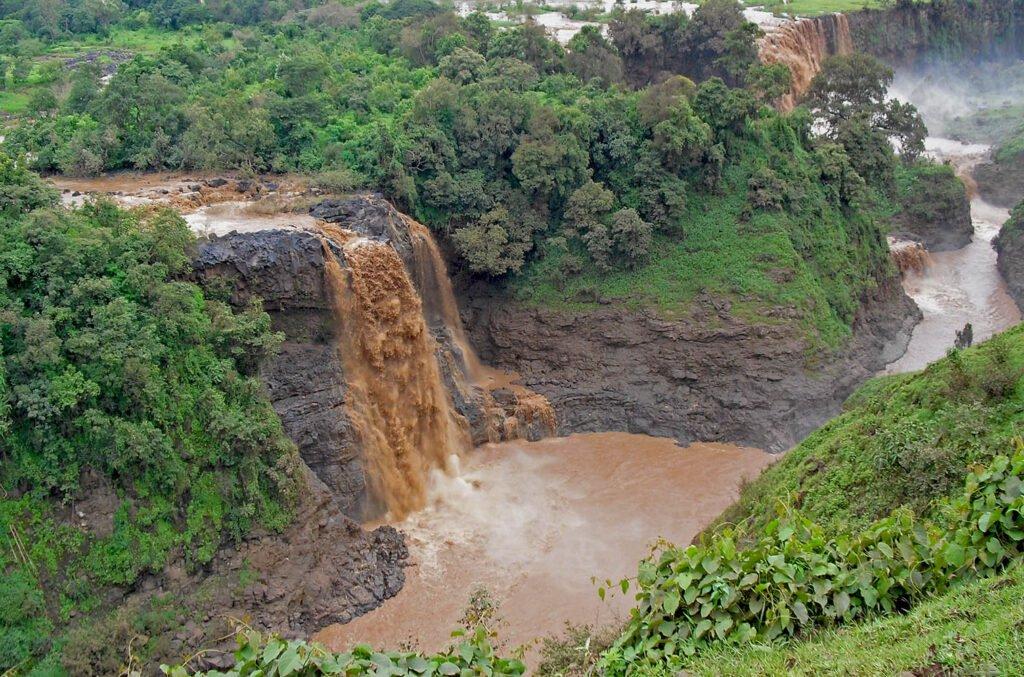 cascata nilo azzurro-cascata bahir dar- Bahir Dar-Bahar Dar-Etiopia- Ethiopia-Africa