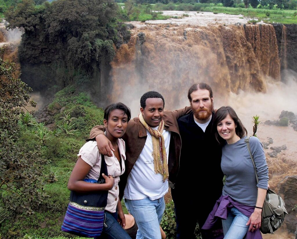 cascate nilo azzurro- Bahir Dar-Bahar Dar-Etiopia- Ethiopia-Africa