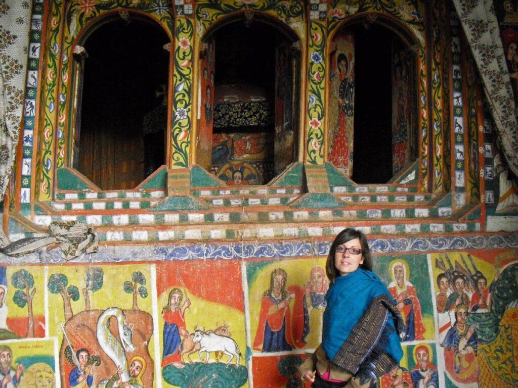 monostaro-monastero laga tana- Bahir Dar-Bahar Dar-Etiopia- Ethiopia-Africa