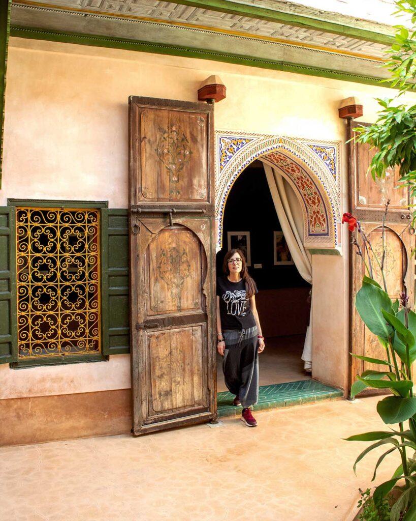 casa mouassine-marrakech-medina marrakech- marocco-africa