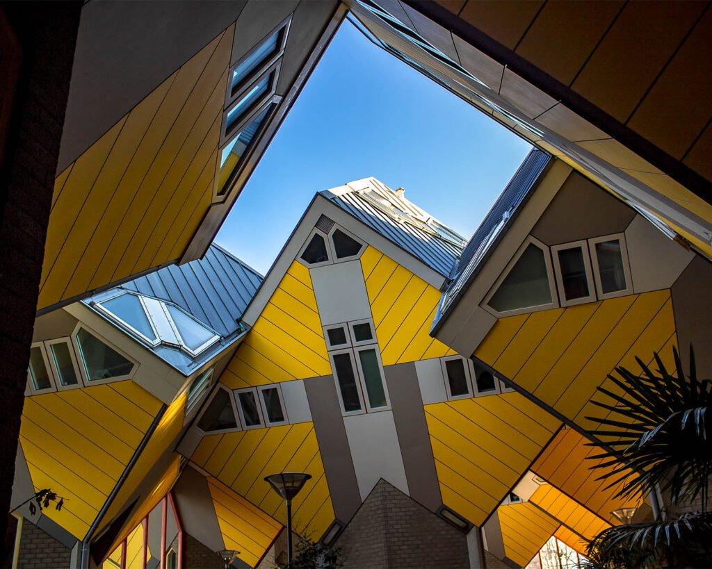 Case cubiche rotterdam-Rotterdam-Olanda-Paesi Bassi-Holland