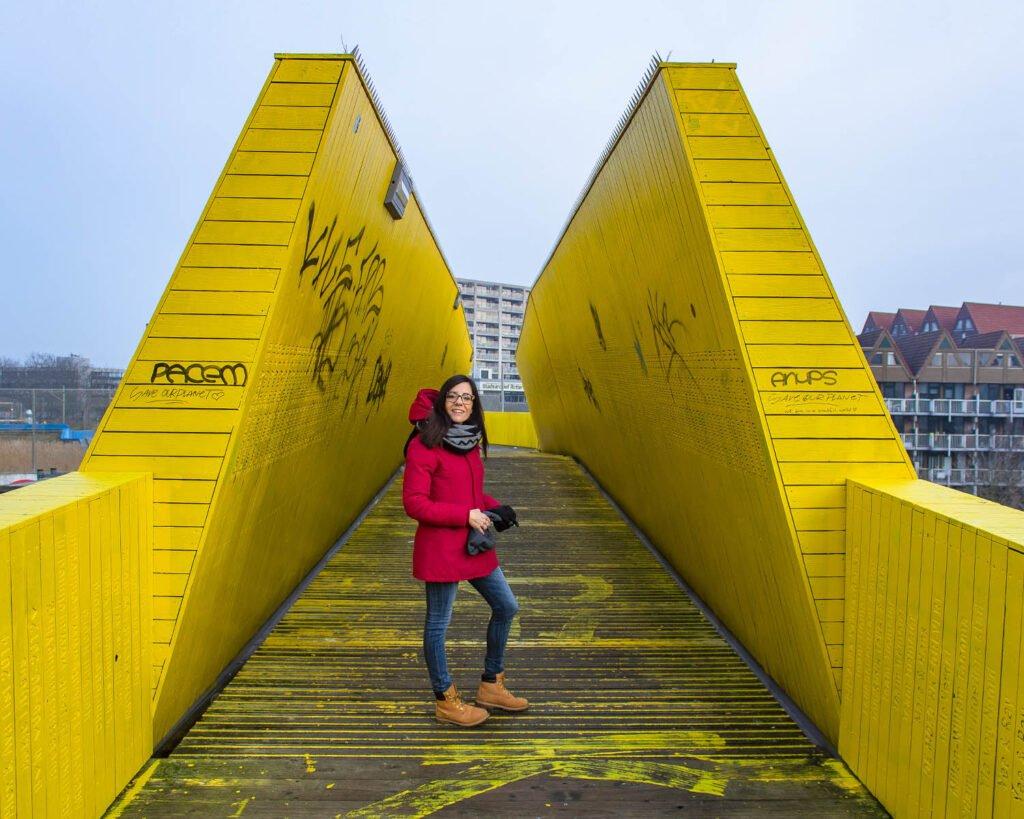 Luchtsingel-Rotterdam-Olanda-Paesi Bassi-Holland