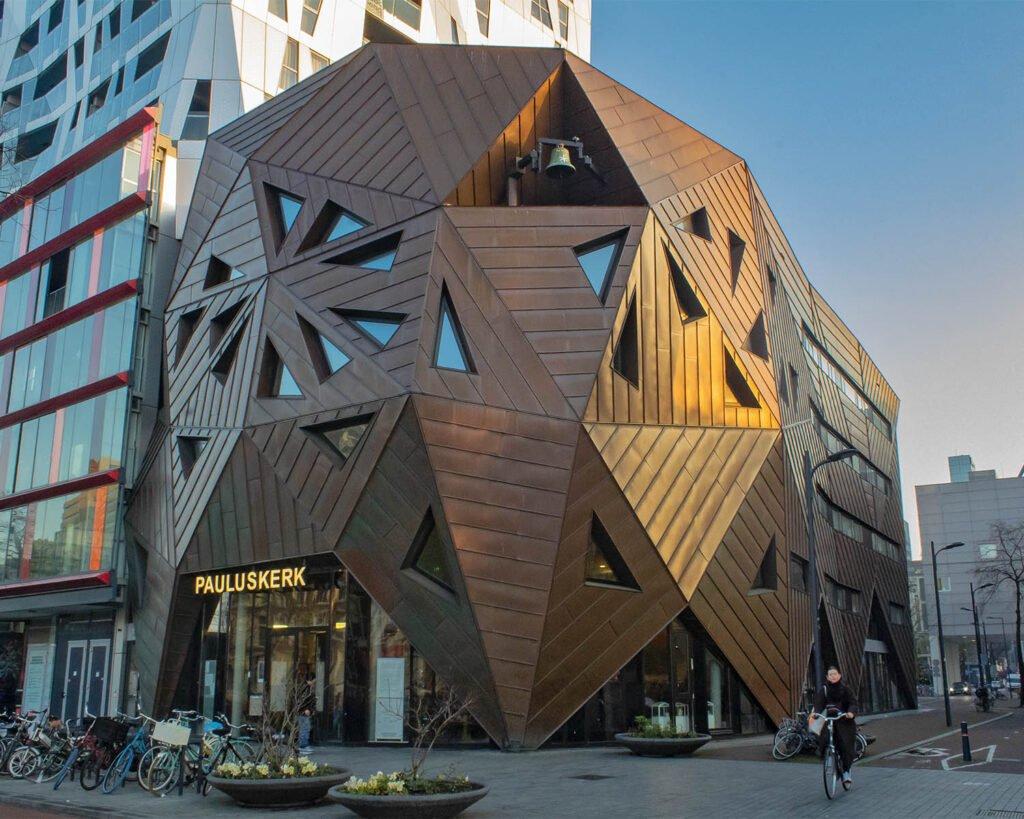 Pauluskerk-Rotterdam-Olanda-Paesi Bassi-Holland