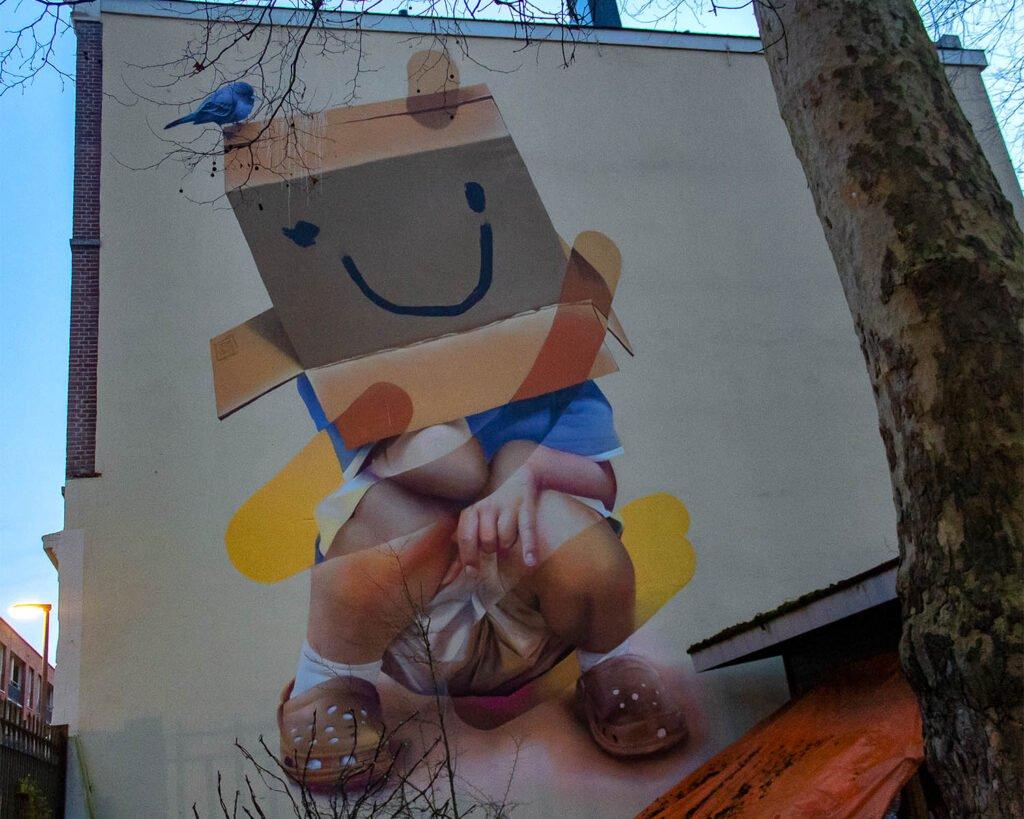 street art-Rotterdam-Olanda-Paesi Bassi-Holland