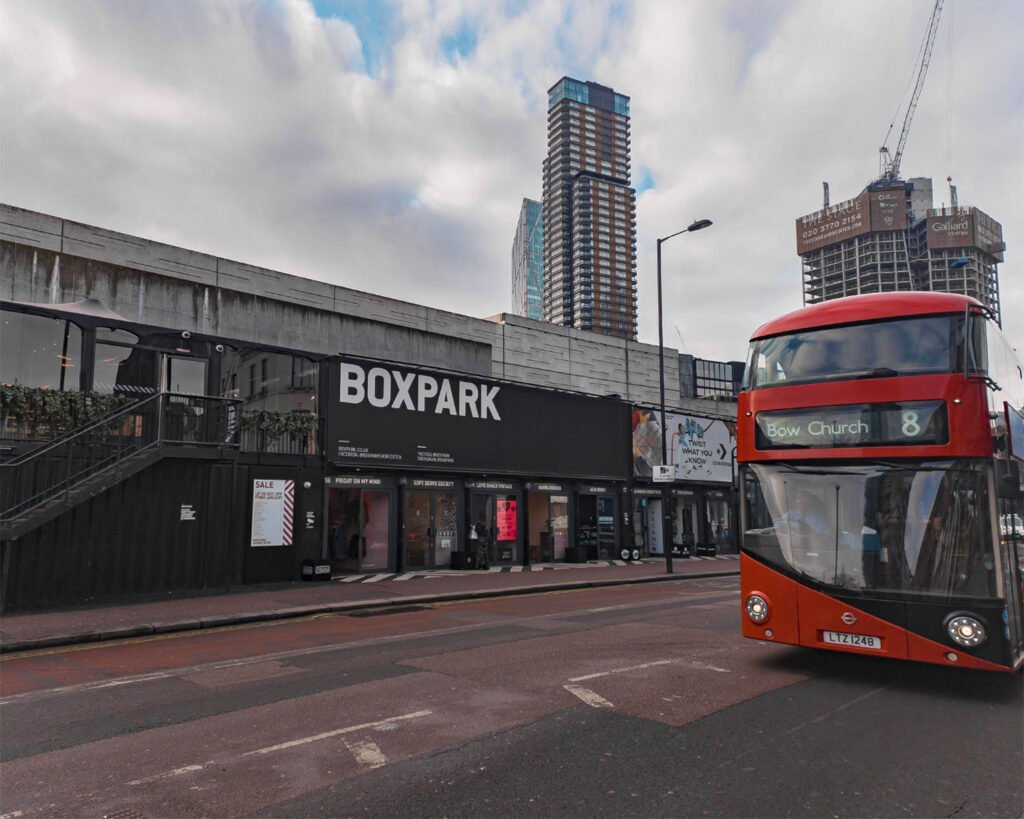 box park-shoreditch-london-Londra-Inghilterra-UK-Gran Bretagan