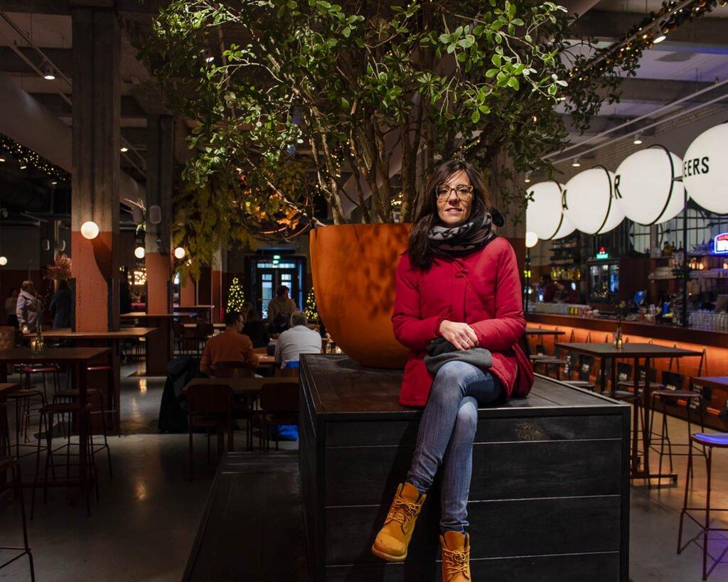 food hallen-kop van zuid-rotterdam-olanda-Holland-Paesi Bassi