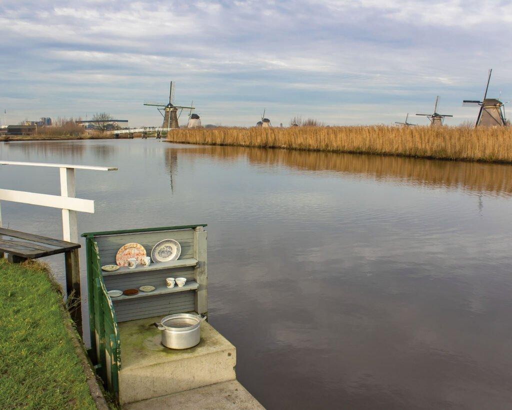 mulini-olanda-Kinderdijk-Paesi Bassi-Holland-Olanda