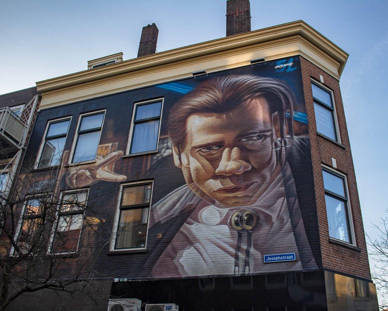 Rotterdam Street art museum-Rotterdam-Olanda-Paesi Bassi-Europa