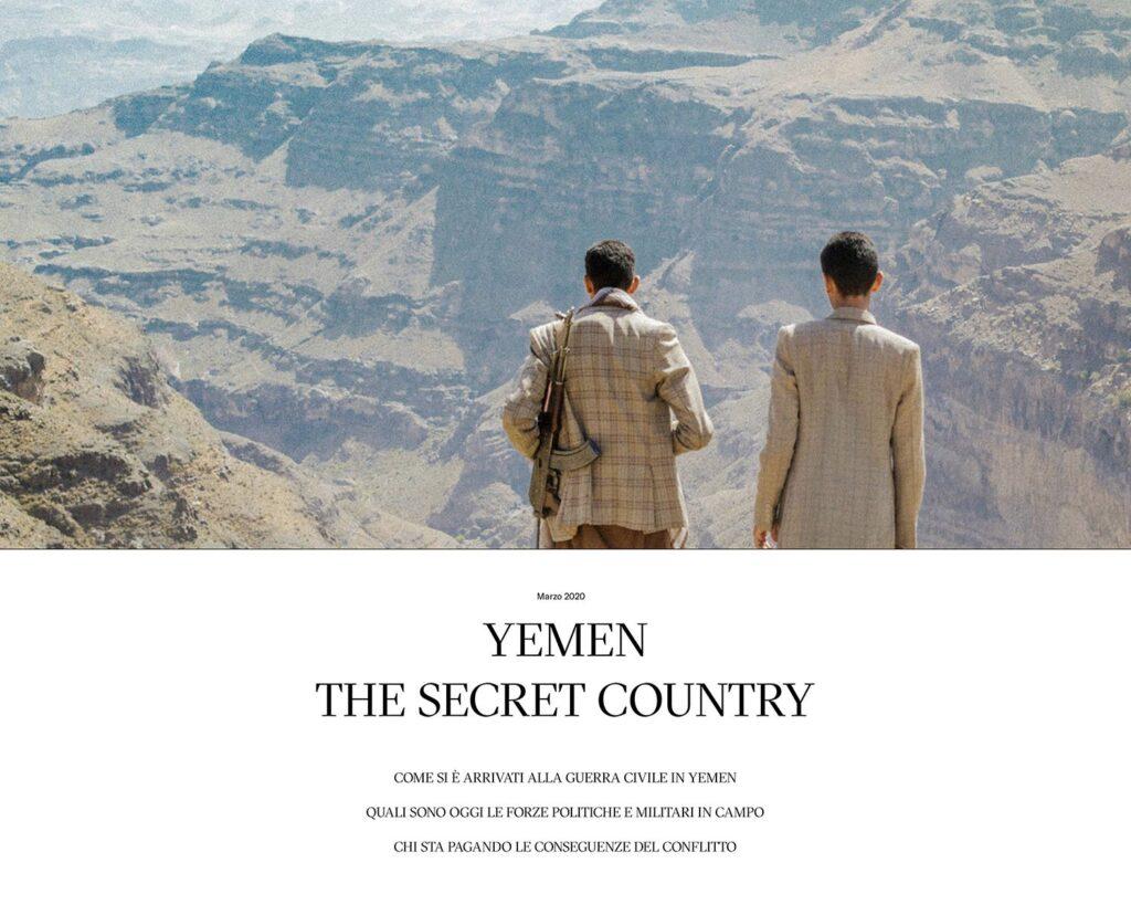 yemen, the secret country - Yemen - Laura Silvia Battaglia