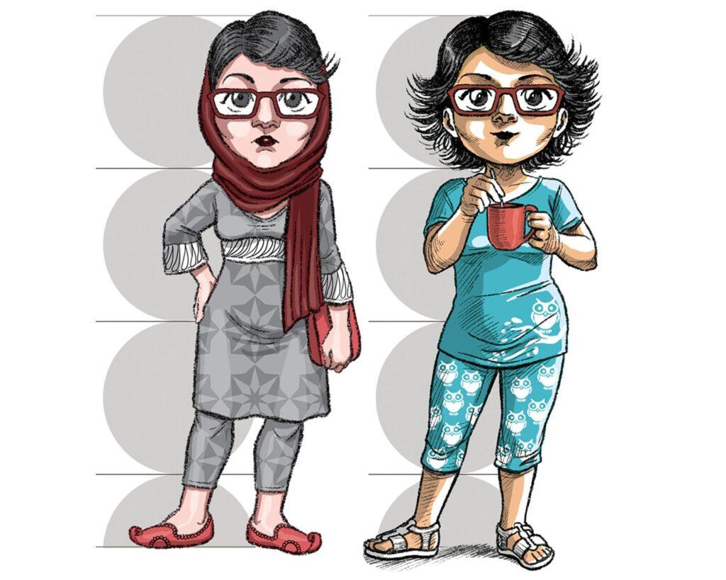 graphic novel-la sposa yemenita-laura silvia battaglia