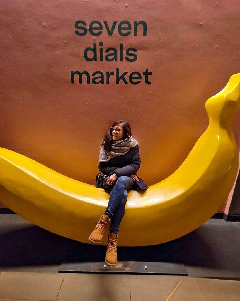 seven dials market-covent garden-london-londra-Uk-Gran Bretagna