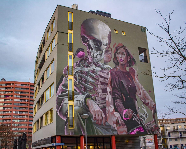 street art-Rotterdam-Olanda-Paesi Bassi-Europa