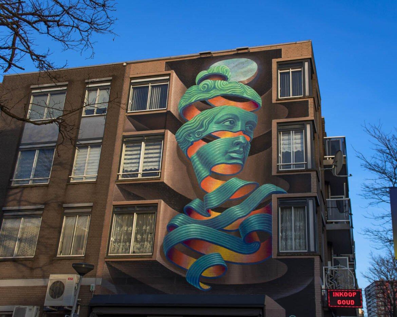 west kruskade-rotterdam street art museum-Rotterdam-Olanda-Paesi Bassi-Europa
