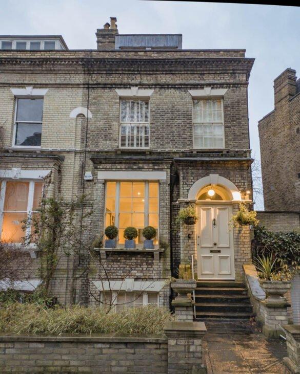 ville hampstead-hampstead-Londra-London- Uk-Gran Bretagna-Inghilterra