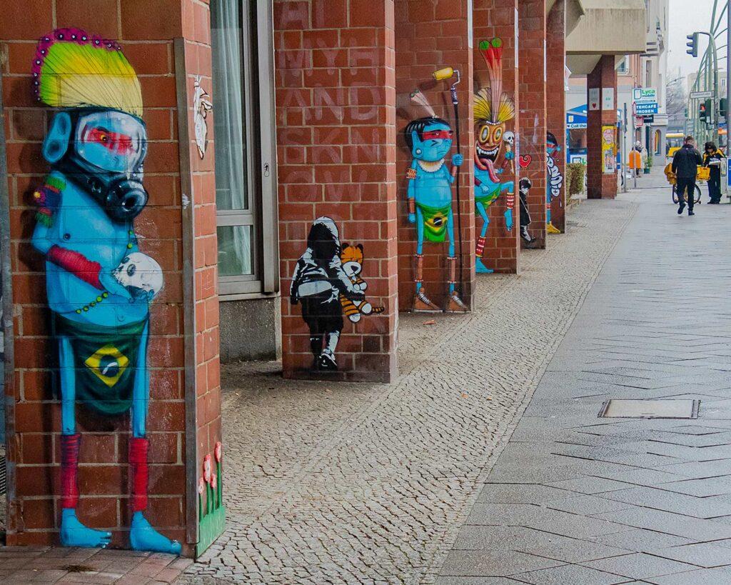 Berlino-murales berlino-street art berlino-germania-urban museum