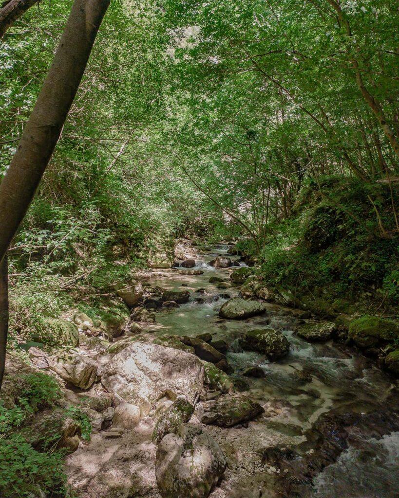 escursioni abruzzo-valle orfento-Orfento-Caramanico-Abruzzo